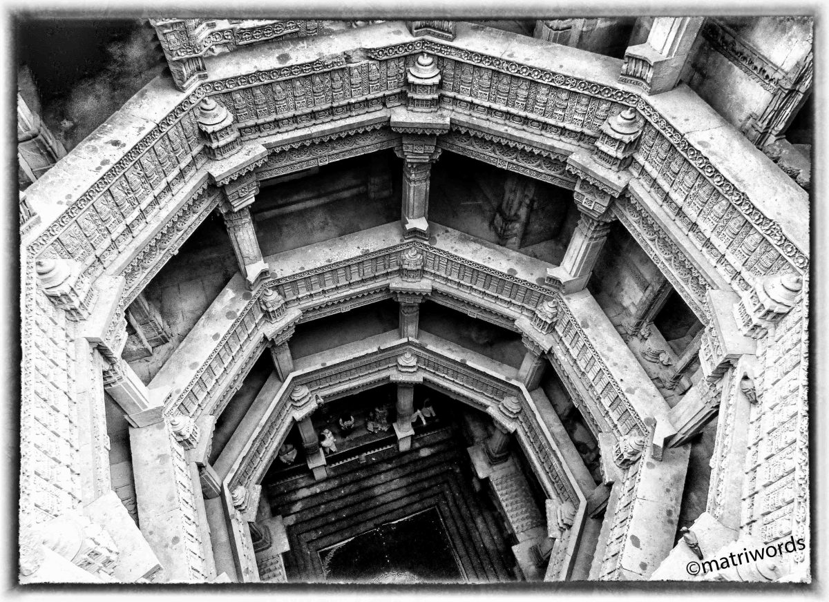 Amazing Adalaj: Step into the Well