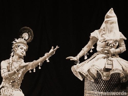 NEW Photo-feature: Krishna-Radha in Manipur