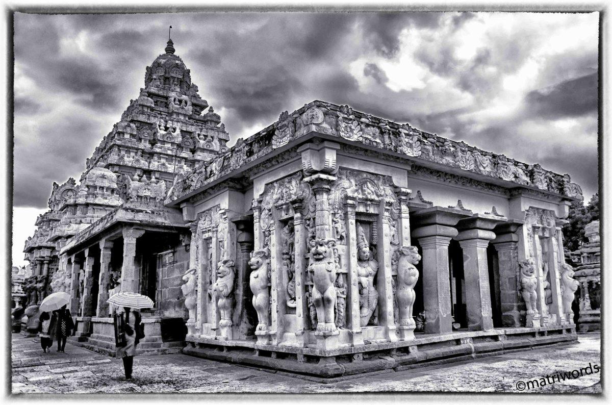 The Wonder of Kanchi Kailashnathar