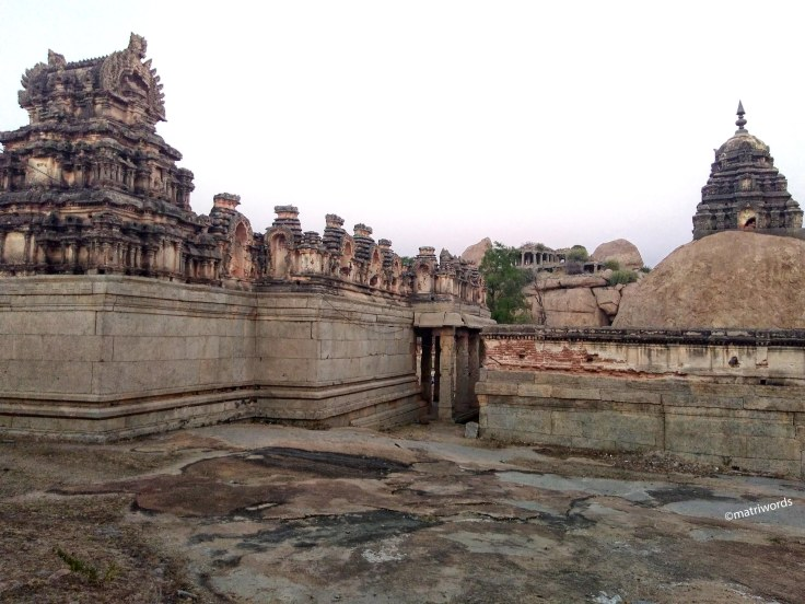 Raghunatha temple, Hampi 2