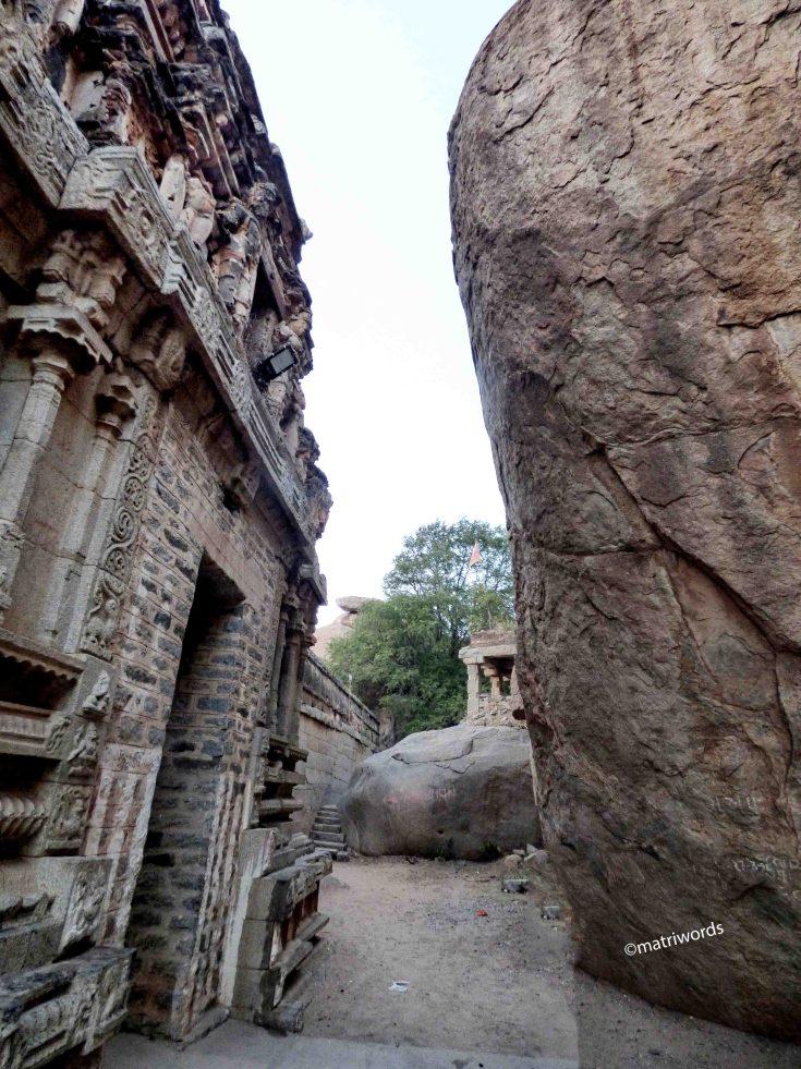 Raghunatha temple, Hampi