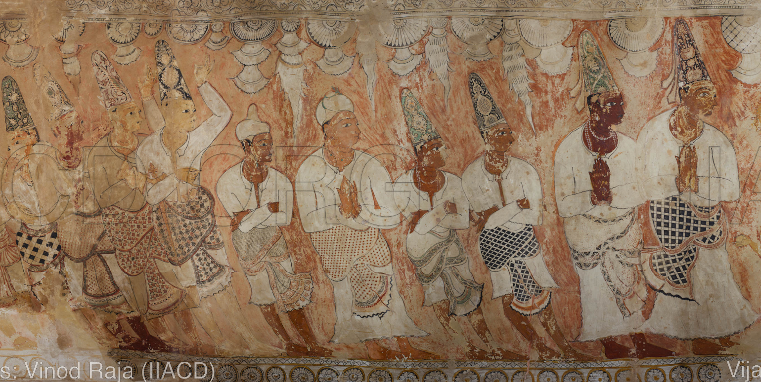 Vatapatrasayi Krishna and Veerabhadra Panel 2