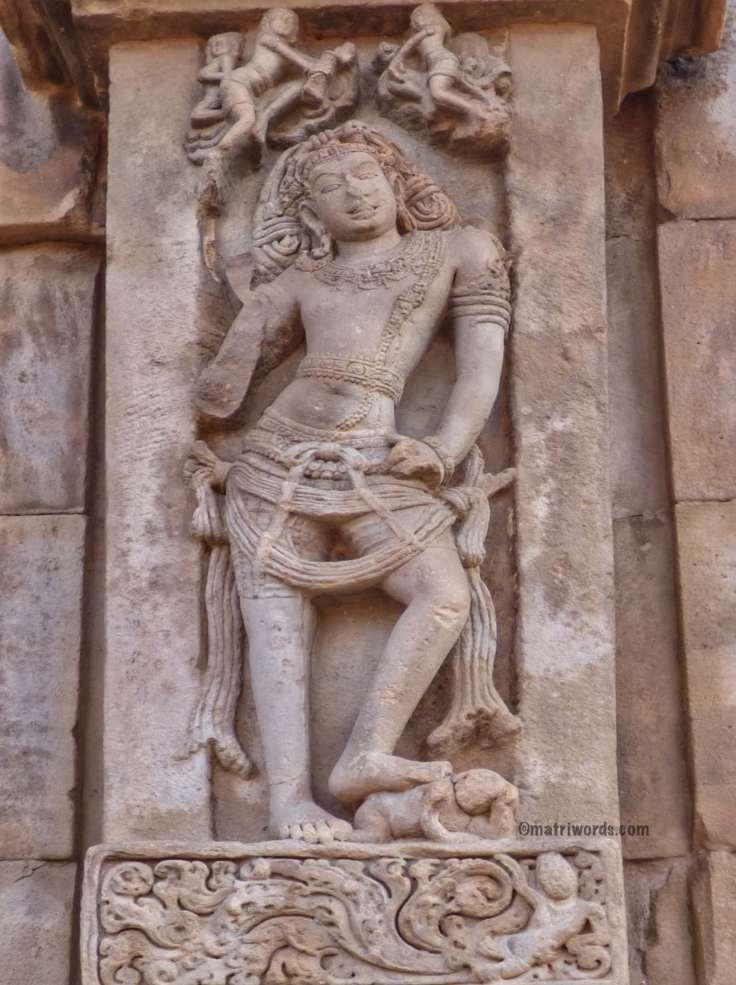 Shiva as Bhairav